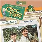 Steve Irwin and Terri Irwin in Crocodile Hunter (1996)