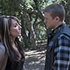 Katey Sagal and Charlie Hunnam in Sons of Anarchy (2008)
