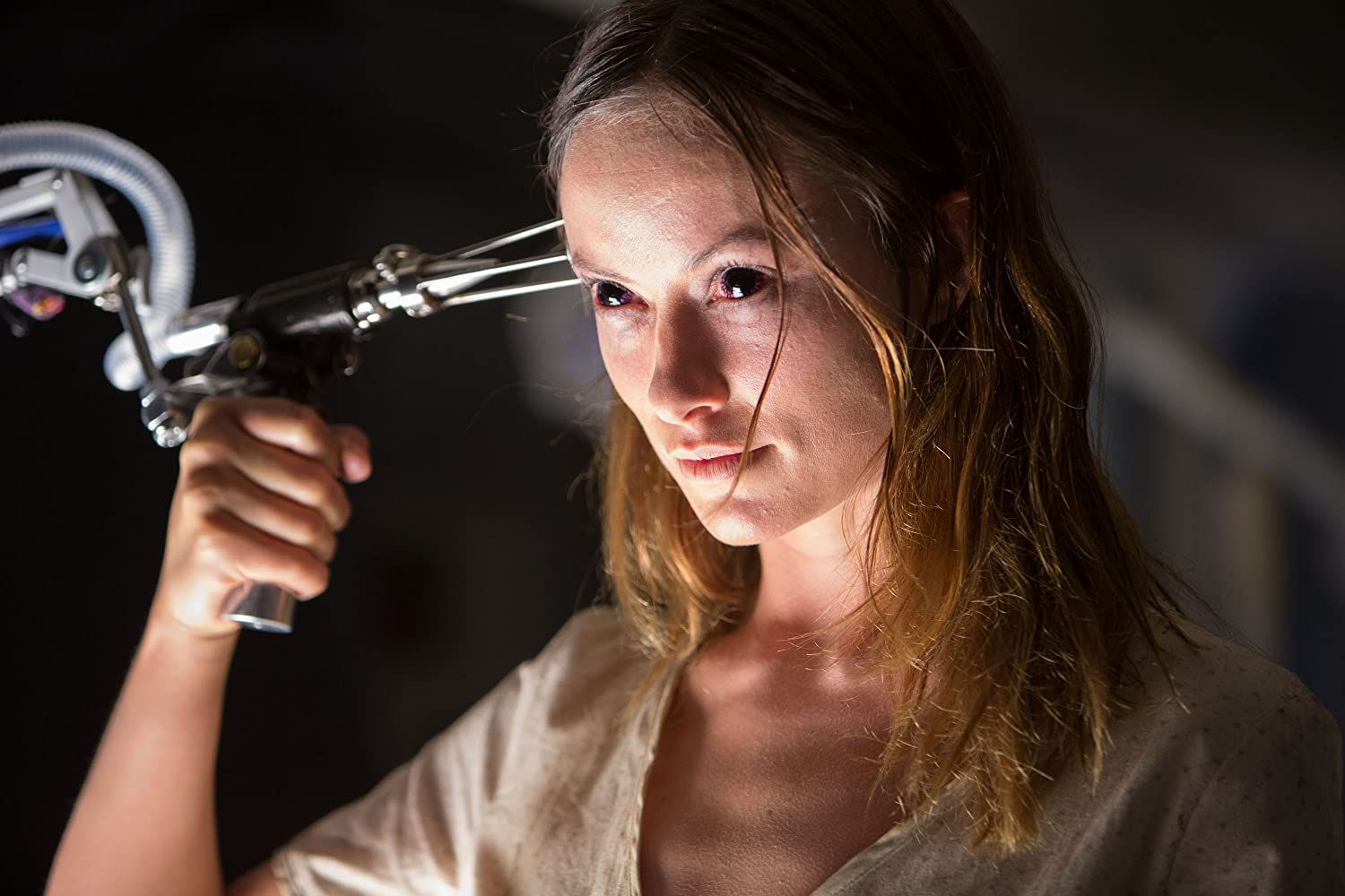 Olivia Wilde in The Lazarus Effect (2015)