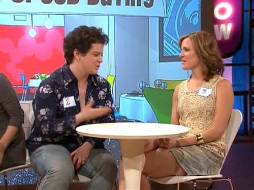 Big gay sketch show lesbian speed dating video