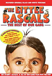 Little Rascals: Best of Our Gang Poster