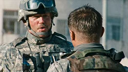 In Baghdad, members of a bomb-disposal team near the end of their rotation deadline are pulled into a deadly game of urban combat by a new sergeant (Renner).