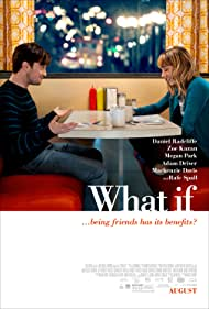 Daniel Radcliffe and Zoe Kazan in The F Word (2013)