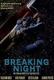 Yolonda Ross and Levi Fiehler in Breaking Night (2012)