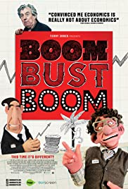 Boom Bust Boom (2015) Poster - Movie Forum, Cast, Reviews