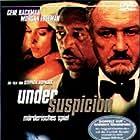 Morgan Freeman, Gene Hackman, and Monica Bellucci in Under Suspicion (2000)