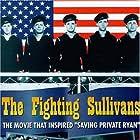 Ward Bond, John Alvin, John Campbell, James Cardwell, George Offerman Jr., and Edward Ryan in The Sullivans (1944)
