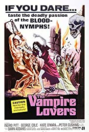 The Vampire Lovers (1970) 720p download