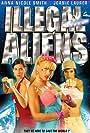 Anna Nicole Smith, Gladise Jiminez, and Lenise Sorén in Illegal Aliens (2007)