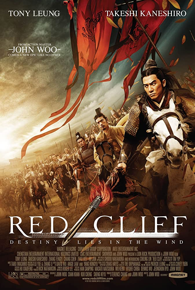 Red Cliff 2008 Dual Audio Hindi 500MB BluRay 480p ESubs Download