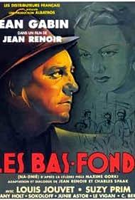 Jean Gabin and Suzy Prim in Les bas-fonds (1936)