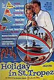 Holiday in St. Tropez Poster