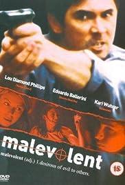 Malevolent Poster