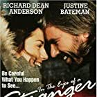 Richard Dean Anderson and Justine Bateman in In the Eyes of a Stranger (1992)