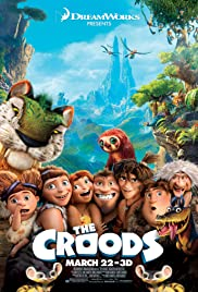 The Croods (2013) Poster - Movie Forum, Cast, Reviews