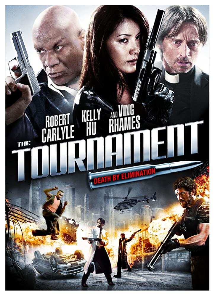 The Tournament 2009 Hindi 720p BluRay Dual Audio [ Hindi + English] UNRATED x264 Download