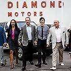 Garcelle Beauvais, Christopher Meloni, Ashley Jensen, Dean Norris, Amaury Nolasco, and Devon Bostick in Small Time (2014)