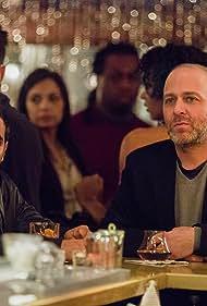 H. Jon Benjamin and Aziz Ansari in Master of None (2015)