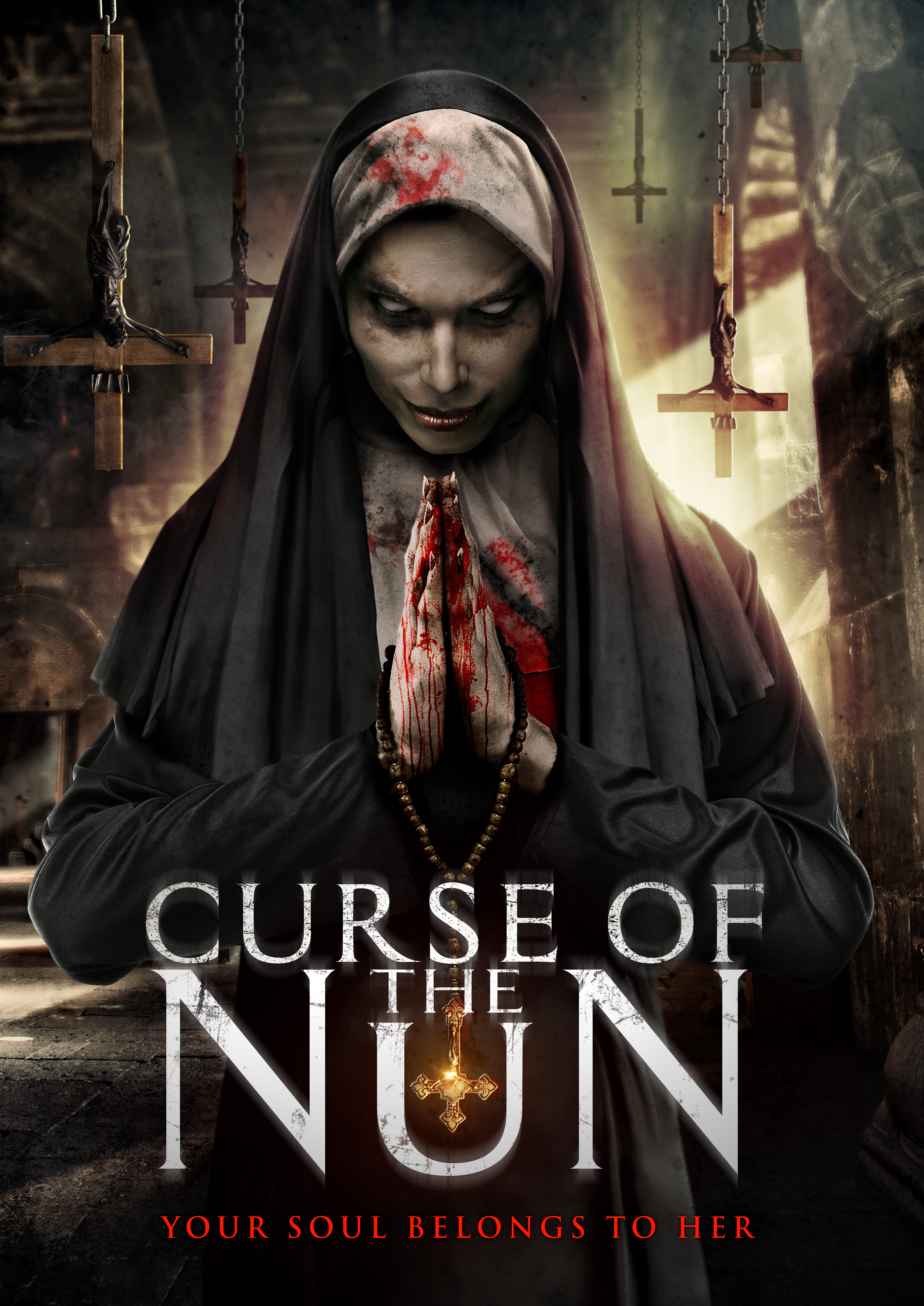 Curse of the Nun (2018) BluRay 720p