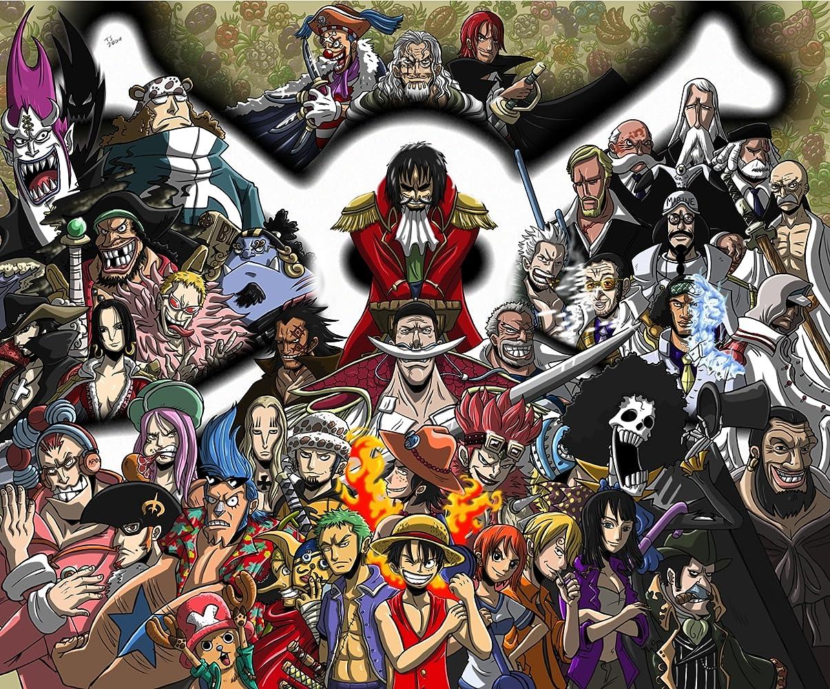 Imagens do One Piece Dublado Dublado Online