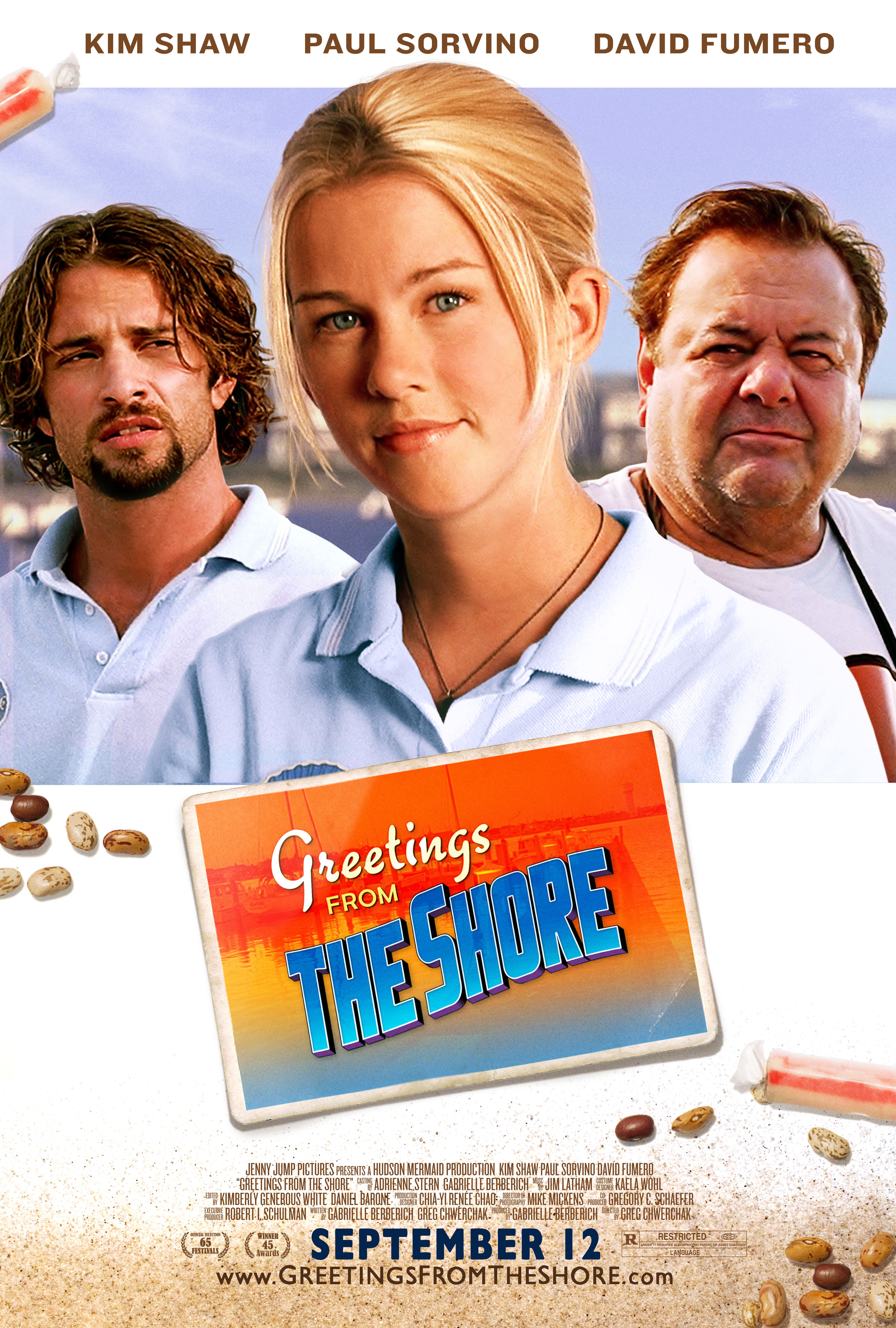 Greetings From The Shore 2007 Imdb