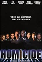 Primary image for Homicide: The Movie