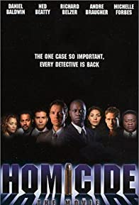 Primary photo for Homicide: The Movie