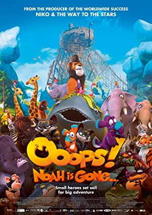 Ooops! Noah Is Gone Full Movie in Hindi (2015) Download | 720p (740MB)