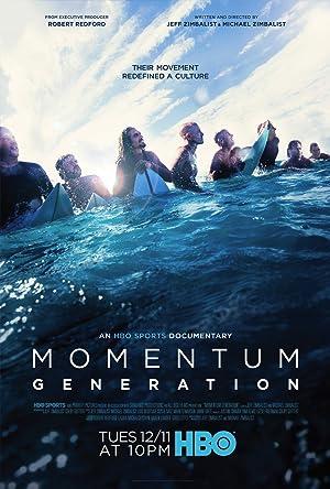 دانلود فیلم Momentum Generation