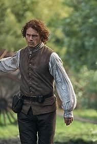 Sam Heughan in Outlander (2014)