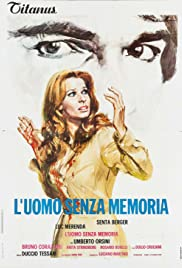L'uomo senza memoria (1974) Poster - Movie Forum, Cast, Reviews