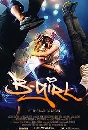 B-Girl Poster