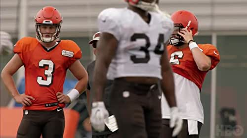 Hard Knocks: Baker Mayfield On His NFL Progression