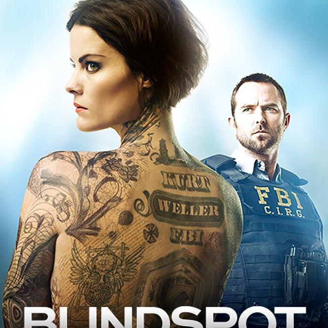Sullivan Stapleton and Jaimie Alexander in Blindspot (2015)