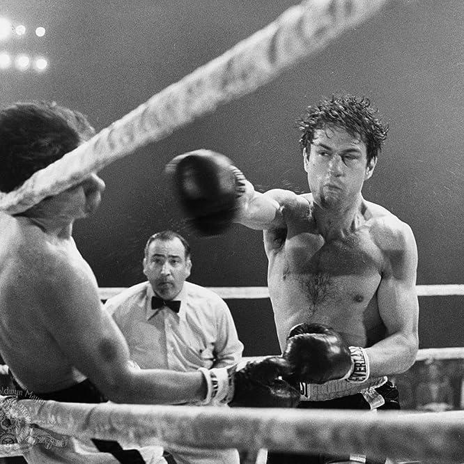 Robert De Niro in Raging Bull (1980)