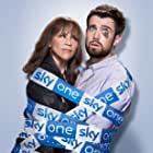 Rosie Perez and Jack Whitehall in Bounty Hunters (2017)