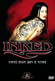 Inked Poster - TV Show Forum, Cast, Reviews