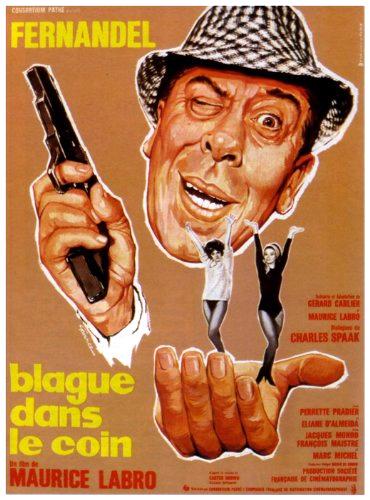Blague dans le coin (1963)