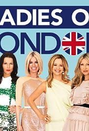 Ladies of London Poster - TV Show Forum, Cast, Reviews