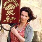 Juliette Binoche stars as Vianne