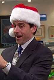 christmas party poster - The Office Christmas Episodes