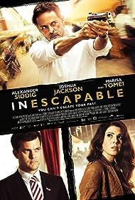 Marisa Tomei, Joshua Jackson, and Alexander Siddig in Inescapable (2012)