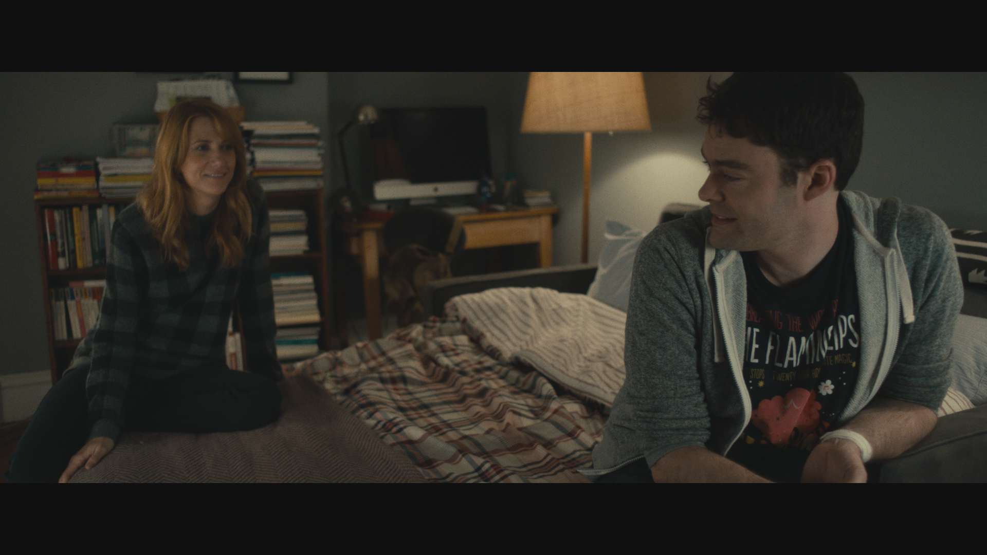Bill Hader and Kristen Wiig in The Skeleton Twins (2014)