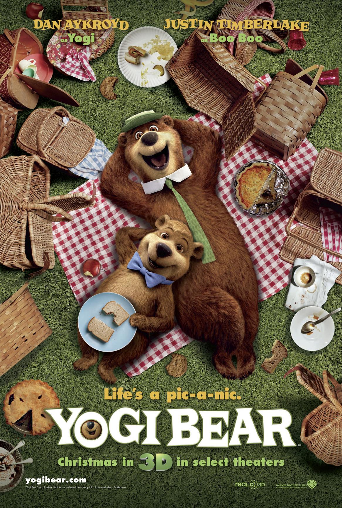 yogi bear full movie free online