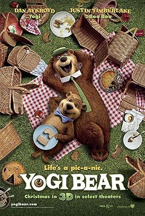 Yogi Bear Poster Image
