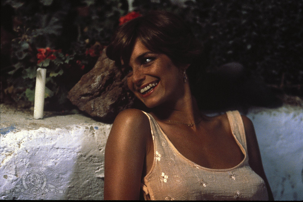 Valérie Quennessen in Summer Lovers (1982)