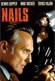 Nails (1992) Poster - Movie Forum, Cast, Reviews