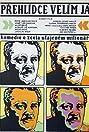 Prehlídce velim já (1969) Poster