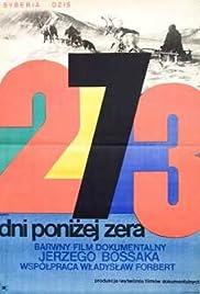 273 dni ponizej zera Poster