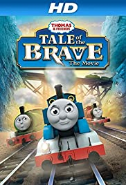 Thomas & Friends: Tale of the Brave Poster